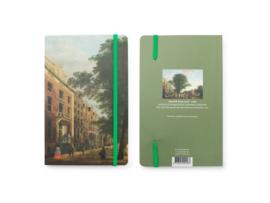 Softcover notitieboek A6, Zicht op Herengracht Keun, 1774