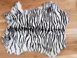 konijnenvachtje zebra