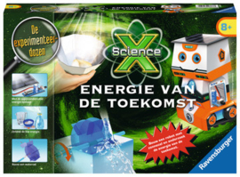 ScienceX Energie van de Toekomst