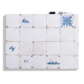 Dutch Tiles Whiteboard