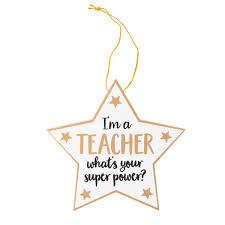 Ster I'm a Teacher