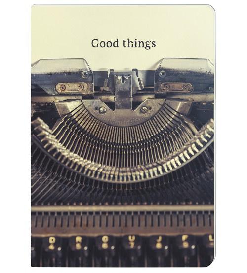 Schrift Schrijfmachine