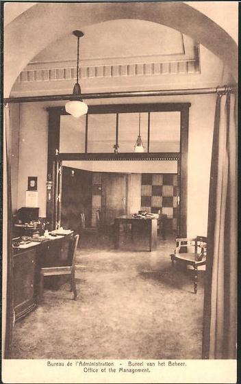 """Ansichtkaart Société Anonyme """"Flandria"""" ca 1925"""