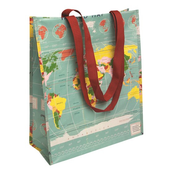 Shopper Worldmap