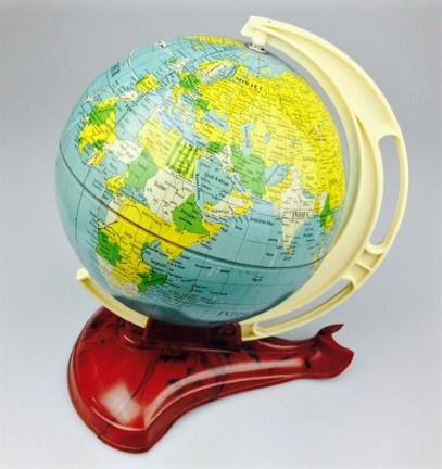 Globe 1961, Duitstalig