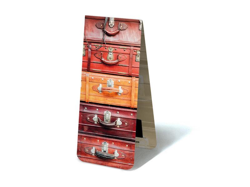 Magnetische boekenlegger Koffers