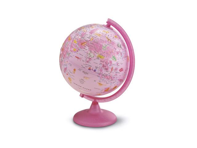 globe Pink Zoo