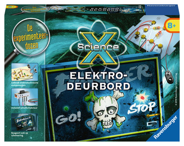ScienceX Elektro Deurbord