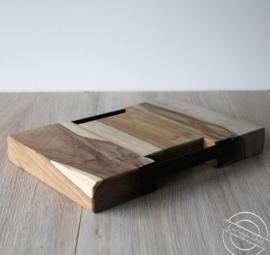 Rechthoekige  houten snijplank