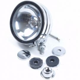 Rally koplamp 150 mm Chroom