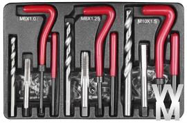 Helicol set.    M 6,M 8,M 10