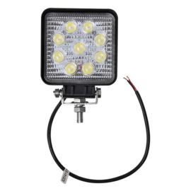 Werklamp 9 LED`S