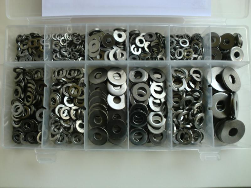 assortiment RVS Ringen