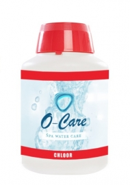 Chloor + O-Care + App Aqua Tool