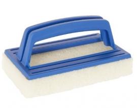 O-Clear + Waterline scrubber