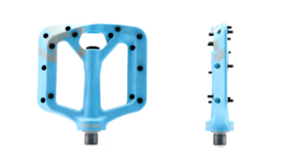 Kona Wah Wah 2 composite pedals Small BLUE