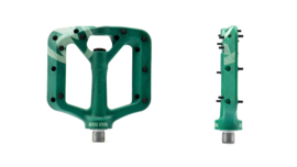 Kona Wah Wah 2 composite pedals Small DARK GREEN