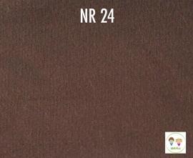 Colsjaal donker bruin