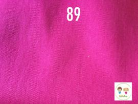 Scrunchie Jeans Roze