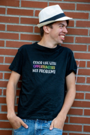 """HEREN T-shirt """"Color your life"""""""