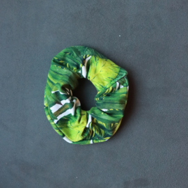 Scrunchie Leaves