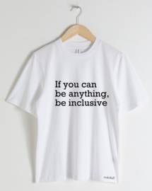 """KINDER T-shirt """"Be Inclusive"""""""