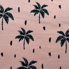 SALE - Maat 2 - Sjaal Palmbomen