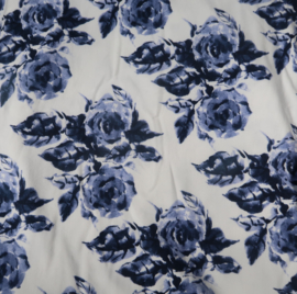 Sjaal Blue Roses