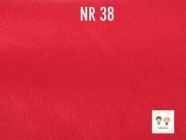 Colsjaal Jeans Rood