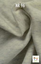 Sjaal Licht Grijs gemeleerd