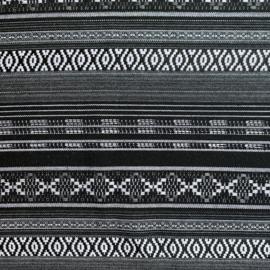 SALE Sjaal Black Patchwork