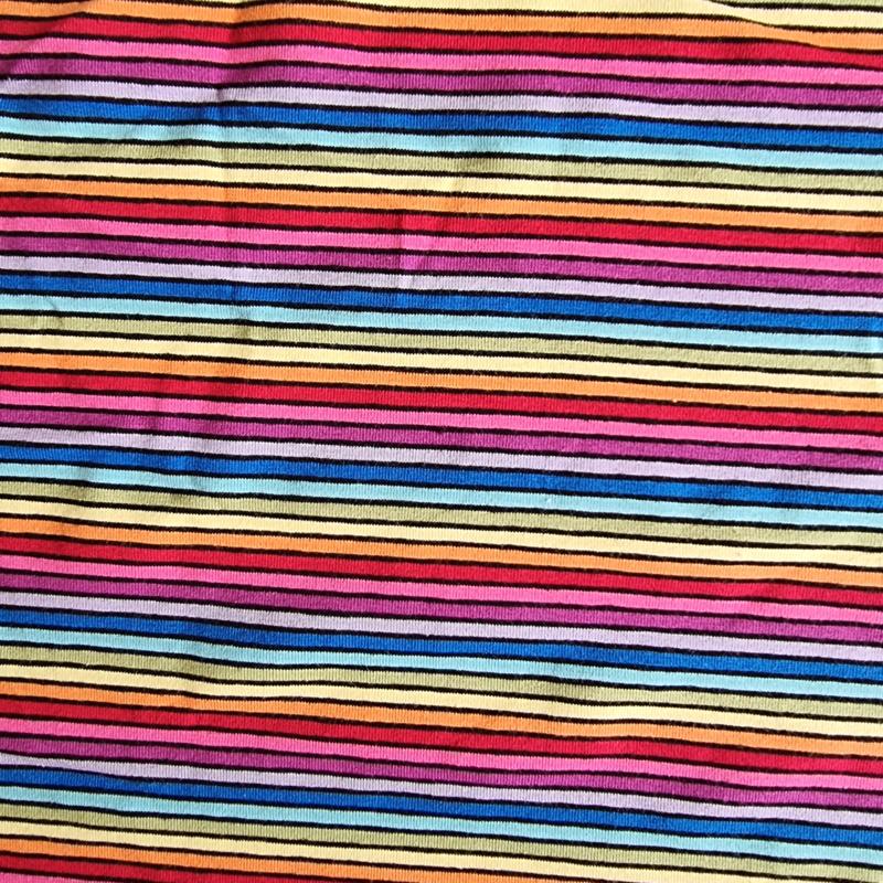 COLSJAAL Rainbow Stripes