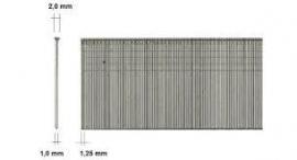 Mini Brads 1,2mm Dikte 15mm Galv doos a 100.000