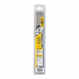 Laselektroden staal GYS rutiel 6013 1,6mm blister 50 stuks