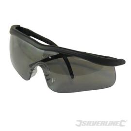 Veiligheidsbril donker van kleur