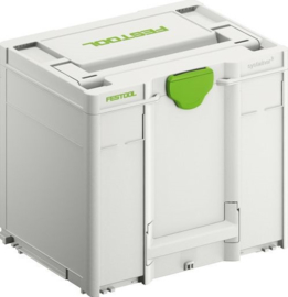 Festool TS55REBQ + 2x liniaal +2x verbinders + Klemmen +Nieuwste systainer SYS 3