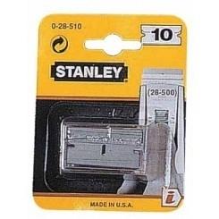 Stanley 0-28-510 Reservemesjes glasschraper