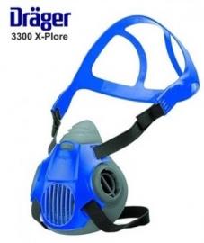 Drager X-plore 3300 halfgelaatmasker
