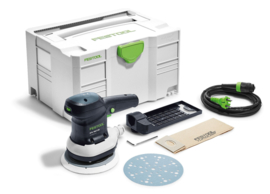 Festool ETS 150/5 EQ-plus in Systainer