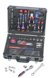 KWB gereedschapskoffer, 51-delig 370740