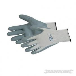 Nylon nitril handschoenen