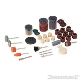 105-delige hobby machine accessoire set