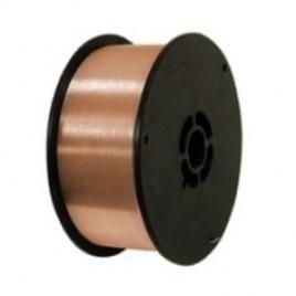 Kleine Rol IJzer draad 0.8 kg dikte 0.6mm