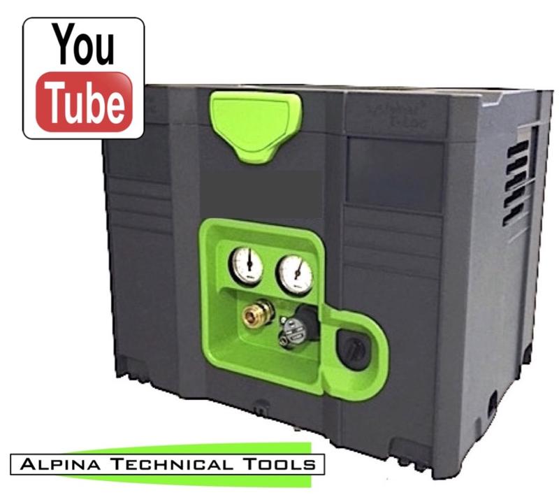 ATT SYM 150-8-6 WXOF systainer compressor