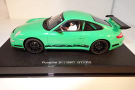 1:32  Porsche 911 (997) GT3RS   groen   nr. 13212