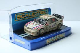 Scalextric Subaru Impreza WRC nr. C2789 50 years Scalextric Edition  in OVP. Nieuw!