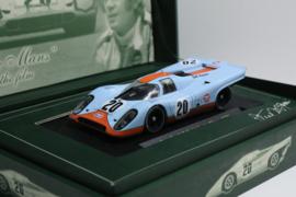 Fly Porsche 917K Steve McQueen 24H Le Mans 1970 in OVP. Nieuw!