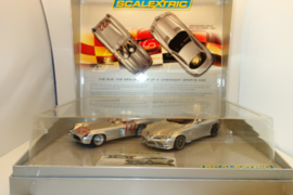 Scalextric Legends 722 Mercedes-Benz celebrating the 1955 Mille Miglia.  Limited Edition nr.C2783A in OVP. Nieuw!