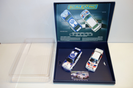 Scalextric Legends Ford Sierra RS500 vs  BMW E30.  Limited Edition nr. C3693A in OVP. Nieuw!