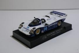 Slot-it Porsche 962 No.14 nr, CA25b in OVP. Nieuw!